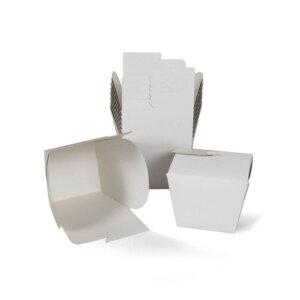กล่องกระดาษใส่อาหาร ทรงสูง size S