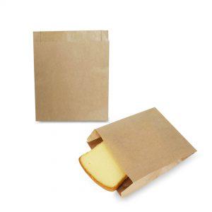 ซองกระดาษคราฟท์สีน้ำตาล 15.5×13 cm