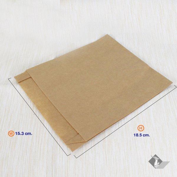 ซองกระดาษคราฟท์สีน้ำตาล-18.5x15.3-cm(ยxก)-1