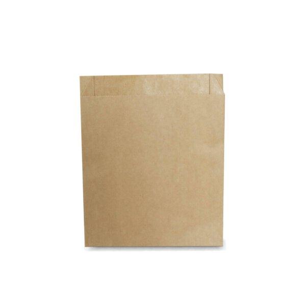 ซองกระดาษคราฟท์สีน้ำตาล 15.5x13 cm