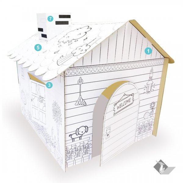บ้านกระดาษ paper hourse