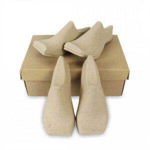 กระดาษดันทรงรองเท้า S1 ใส่รองเท้าเบอร์ 35-37