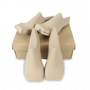 กระดาษดันทรงรองเท้า S3 ใส่รองเท้าเบอร์ 41-43