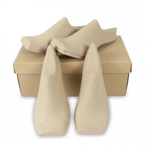 กระดาษดันทรงรองเท้า S4 ใส่รองเท้าเบอร์ 44-46