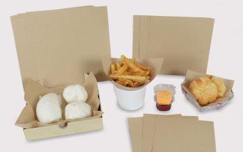 กระดาษรองอาหาร กระดาษซับมัน banner