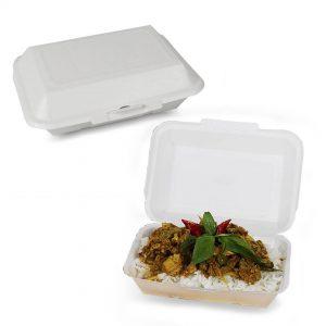 กล่องข้าว ใส่อาหารปลอดภัย 725 ml. รวม