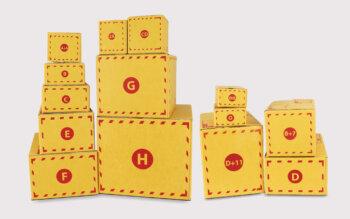 กล่องไปรษณีย์ โรงงานผลิตบรรจุภัณฑ์กระดาษ ka banner