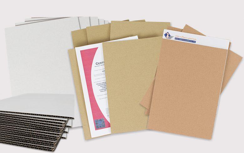 Corrugated-Pads แผ่นกระดาษลูกฟูก bannerCorrugated-Pads แผ่นกระดาษลูกฟูก banner