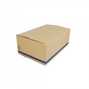 กล่องไปรษณีย์ สีน้ำตาลธรรมชาติ ขนาด KERRY size S+