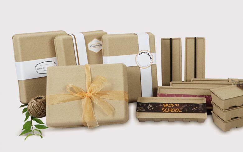 กล่องของขวัญ โรงงานหงส์ไทยพัลโมล์ด