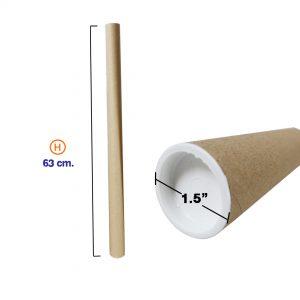 แกนกระดาษโปสเตอร์พร้อมฝา-SA1-รูปหลัก
