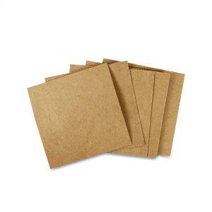 กระดาษรองแก้ว 9x9 ซม. KT250
