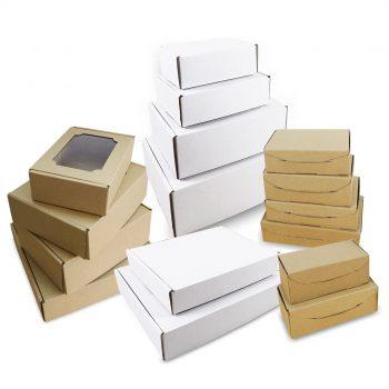 กล่องไดคัทหูช้าง (Die-cut Box)