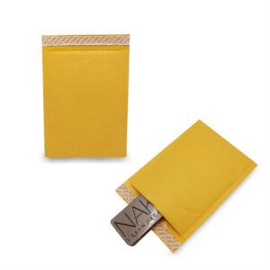 ซองกระดาษกันกระแทกสีเหลือง มี Bubbles ไม่มีพิมพ์ A5