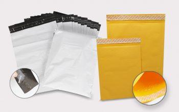 ซองไปรษณีย์ ซองกระดาษ ซองจดหมาย (มีกาวในตัว)