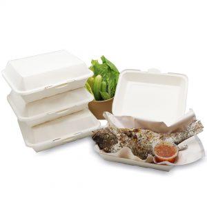 กล่องข้าว ใส่อาหารปลอดภัย 2000 ml.