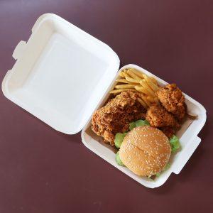 กล่องเมกัน กล่องข้าว ใส่อาหารปลอดภัย 1300 ml.