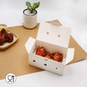 กล่องไก่ทอดบอนชอน-สีขาว-3-ชิ้น-(Size-xS)-2