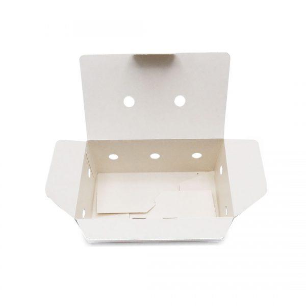 กล่องไก่ทอดบอนชอน สีขาว (Size M)-2