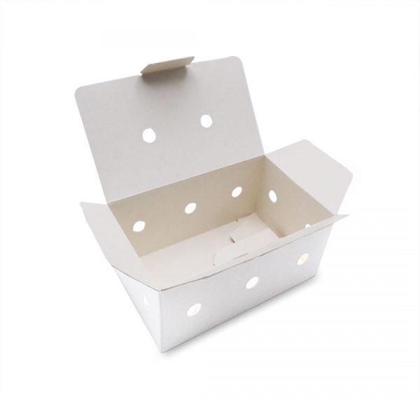 กล่องไก่ทอดบอนชอน สีขาว (Size M)-3